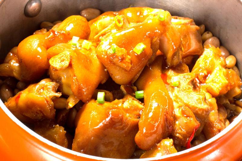 湖北菜式汉正街1号食品拍摄